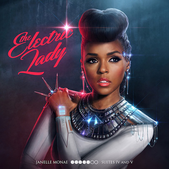 Janelle Monáe 'The Electric Lady'