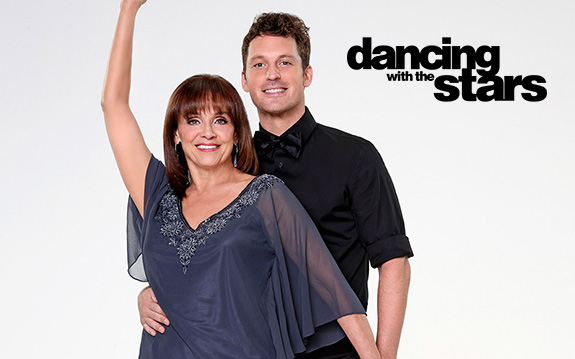 Valerie Harper and Tristan MacManus | Dancing with the Stars