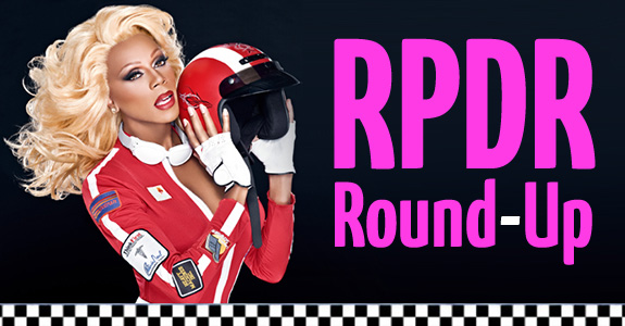 RuPaul's Drag Race Round-Up