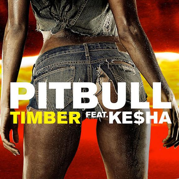 """Pitbull """"Timber"""" featuring Ke$ha"""