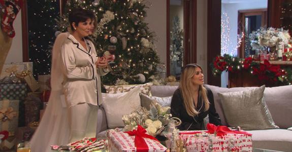 The Kardashian's Christmas Special