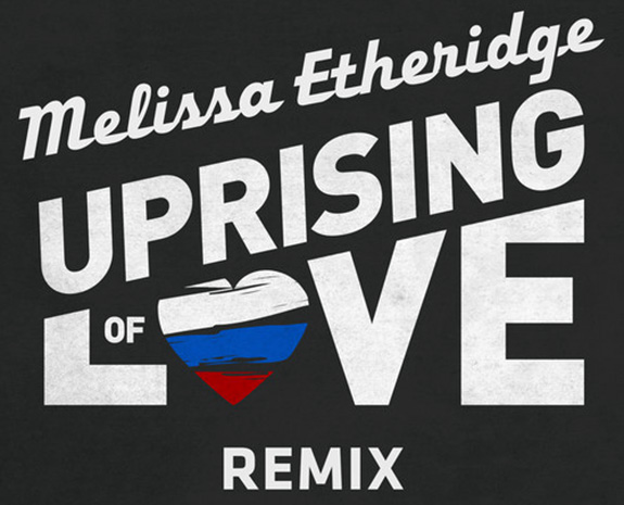 "Melissa Etheridge ""Uprising of Love"" Remix"