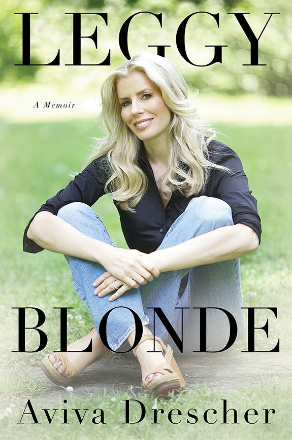 Aviva Drescher / Leggy Blonde