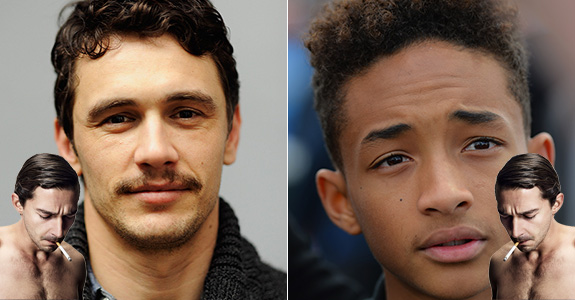 James Franco and Jaden Smith are defending Shia LaBeouf