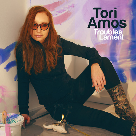 "Tori Amos ""Trouble's Lament"""