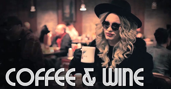 "Jinkx Monsoon ""Coffee & Wine"""