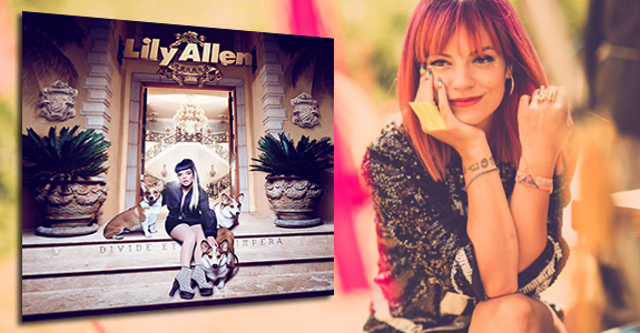 "Lily Allen ""As Long As I Got You"""