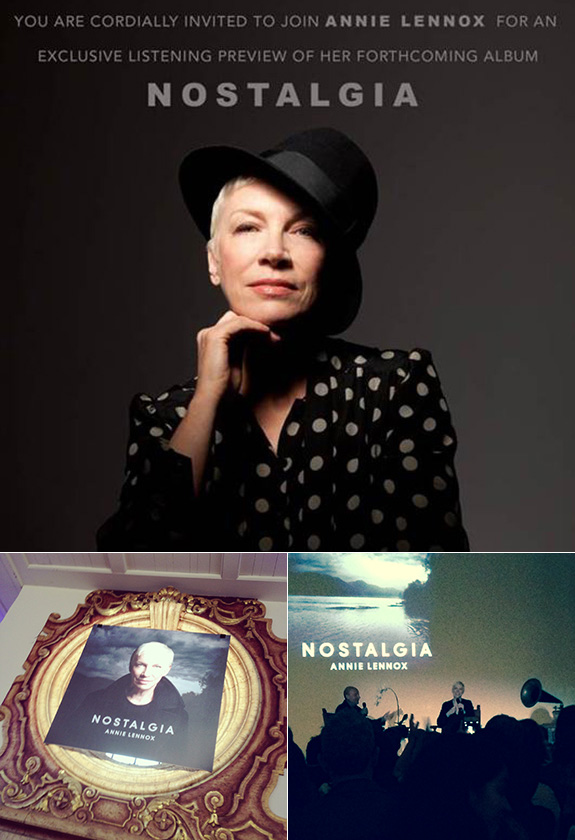 Annie Lennox / Nostalgia