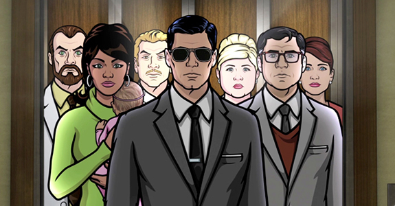 Archer Season Six