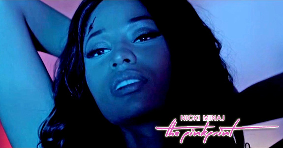Nicki Minaj / The Pinkprint Movie