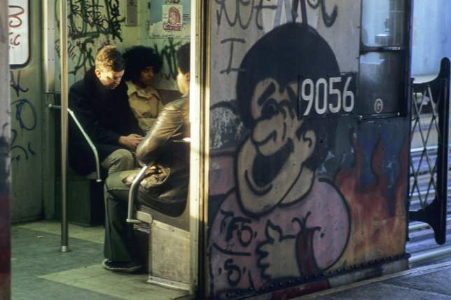 70S 80S NYCChikatetsu 02