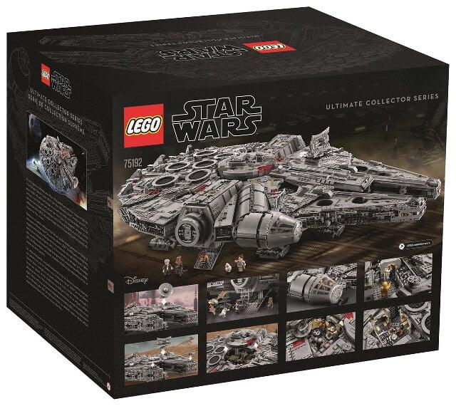 LEGO MilleniumFalcon 00
