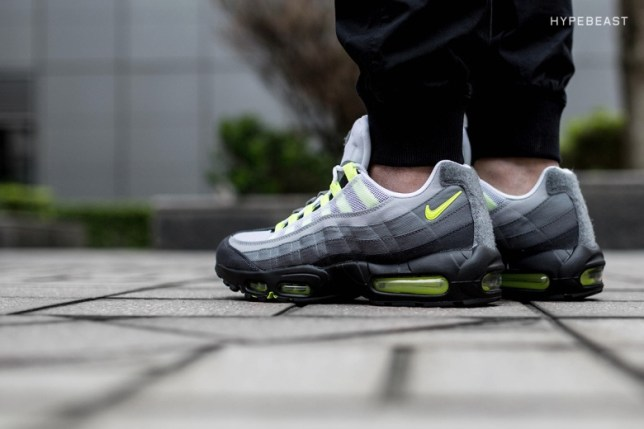NIKE AIRMAX95 Patch 05