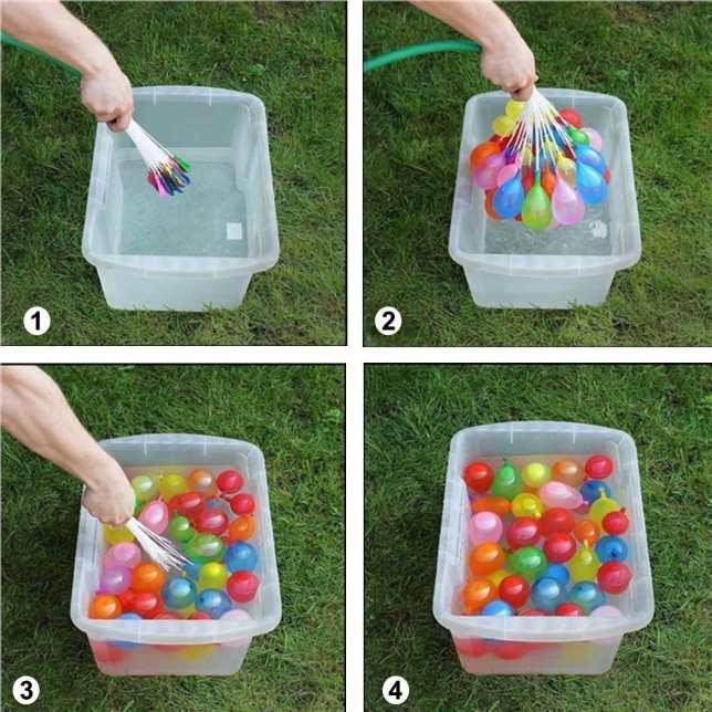 WaterBalloons SuperFastMake 03
