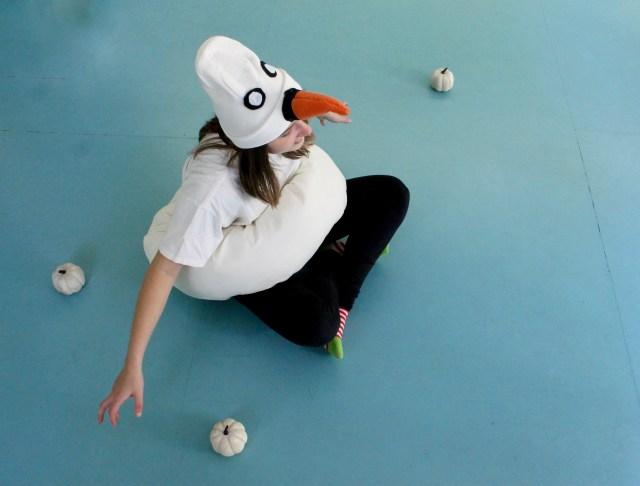 Pool float Halloween costume   Popcorn & Chocolate