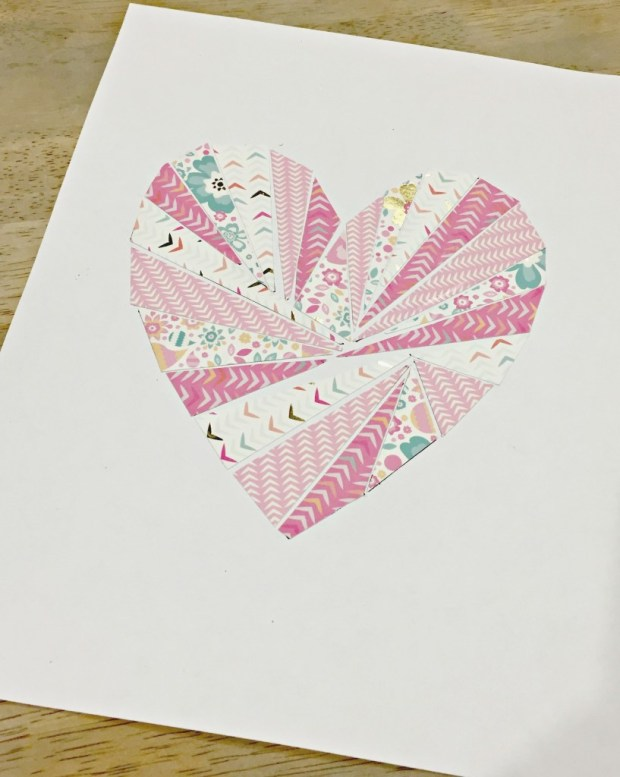 diy-geometric-heart-print