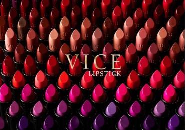 vice lipstick - urban decay