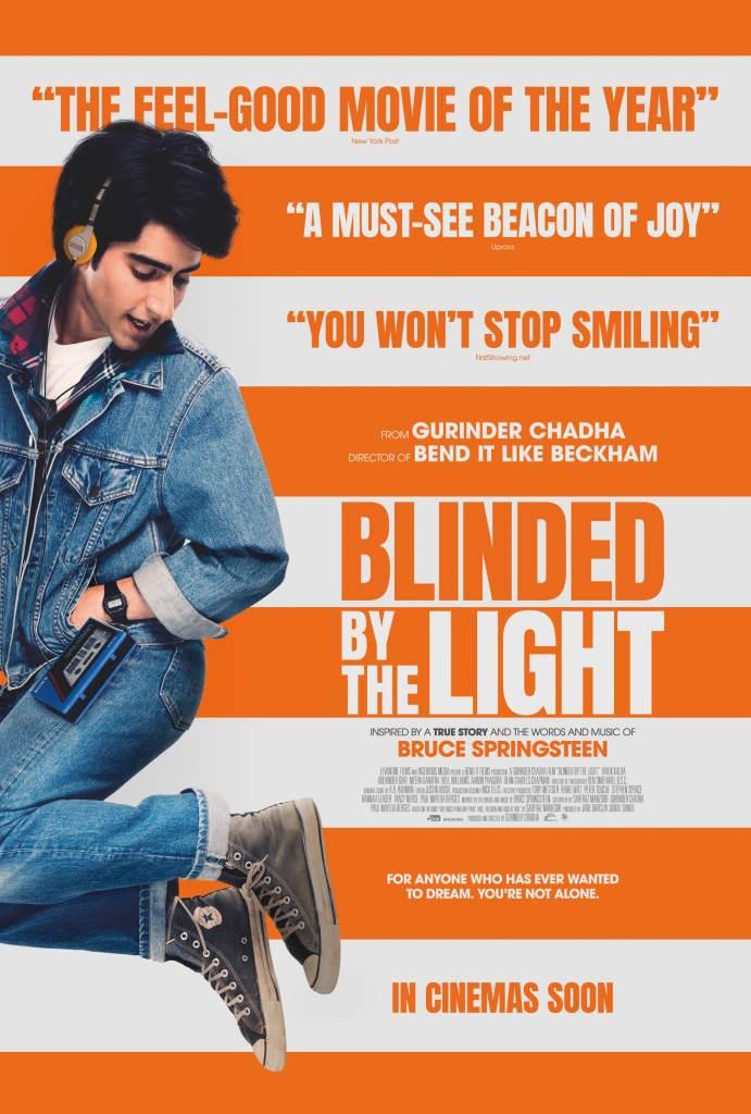 Resultado de imagem para blinded by the light 2019