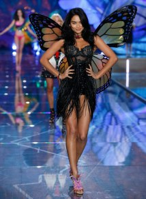 VS - 2015 - Exotic Butterlflies - Shanina Shaik