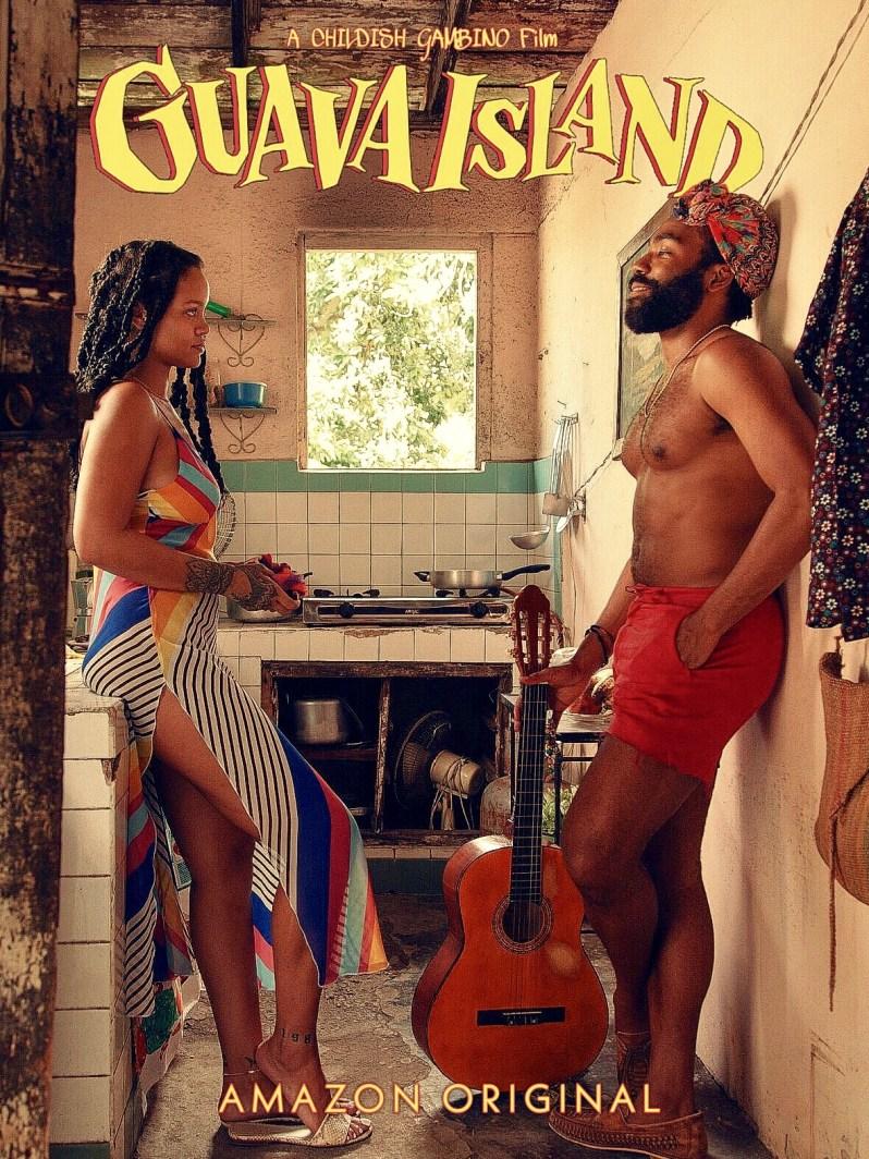 Guava Island Movie poster