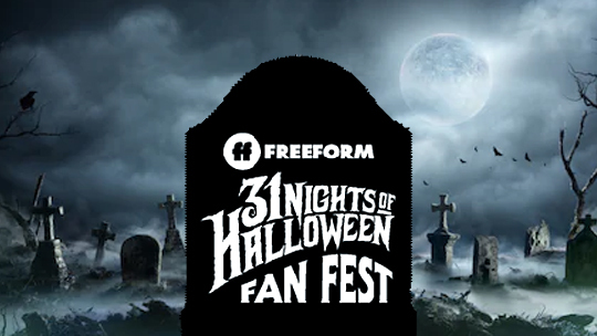Freeform's 31 Nights of Halloween Fan Fest Includes A Hocus Pocus Marathon And A Haunted House