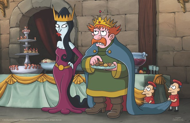 Disenchantment on Netflix