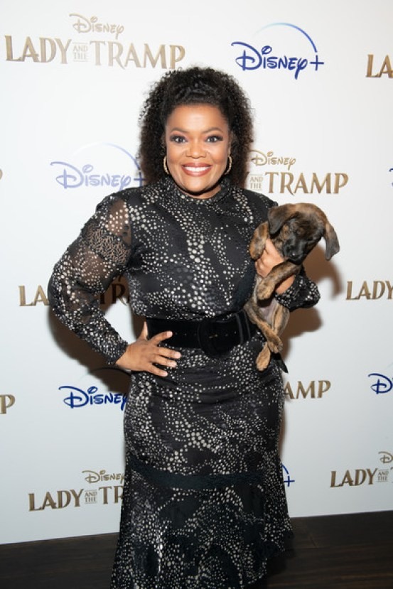 Yvette Nicole Brown from Lady and The Tramp Wants WOC To Know This