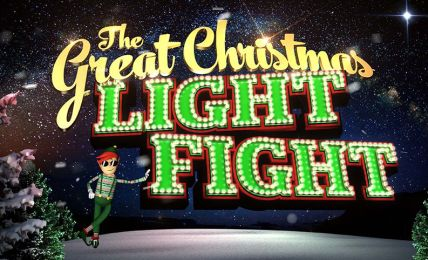 The Great Christmas Light Fight Season 7 Begins Dec 2nd, 2019 on ABC