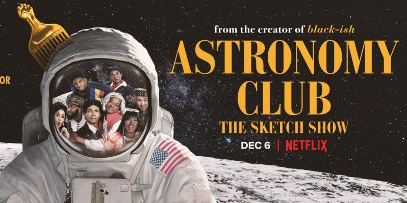 Astronomy Club on Netflix