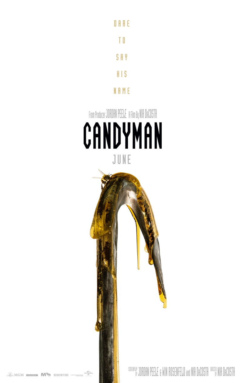 candyman trailer jordan peele movie poster