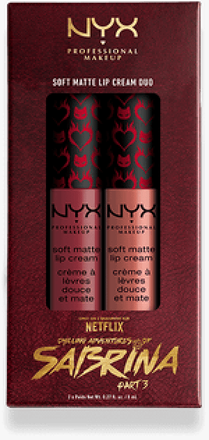 nyx sabrina collection