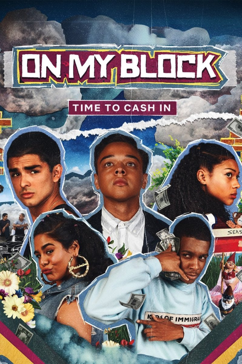 On My Block Poster Season 3