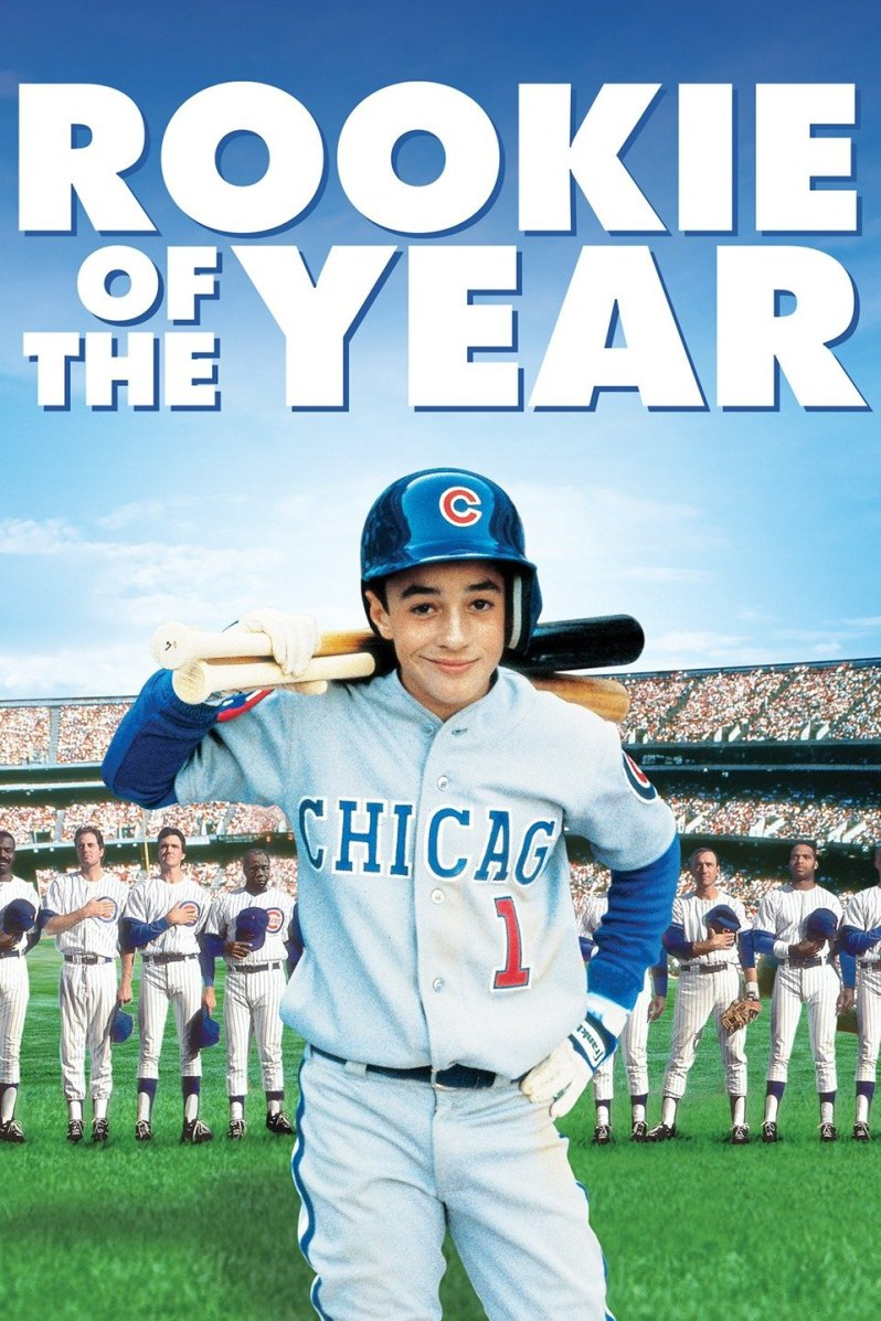 Rookie of the Year Disney Movie