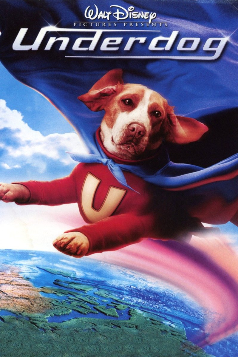 Underdog disney movie