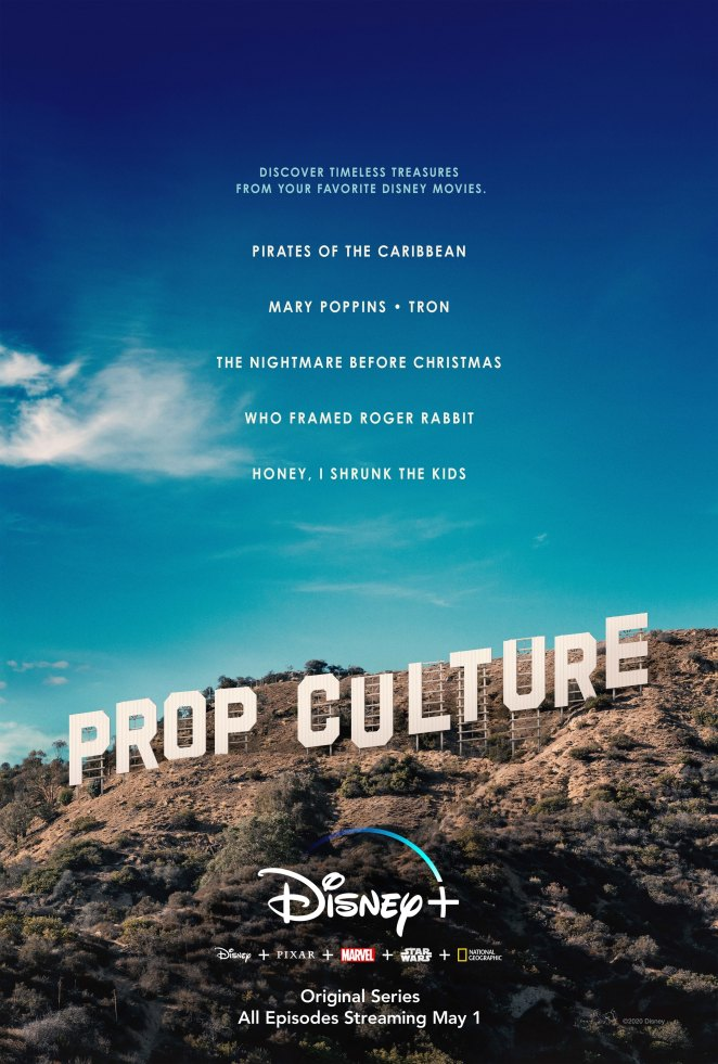 what to watch may 2020 Prop Culture Disney Plus Series
