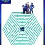 SCOOB Activity Sheets Haunted House Maze