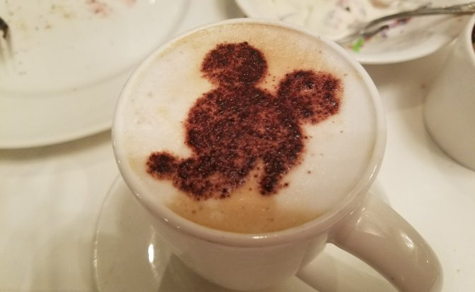 disney moms who love coffee