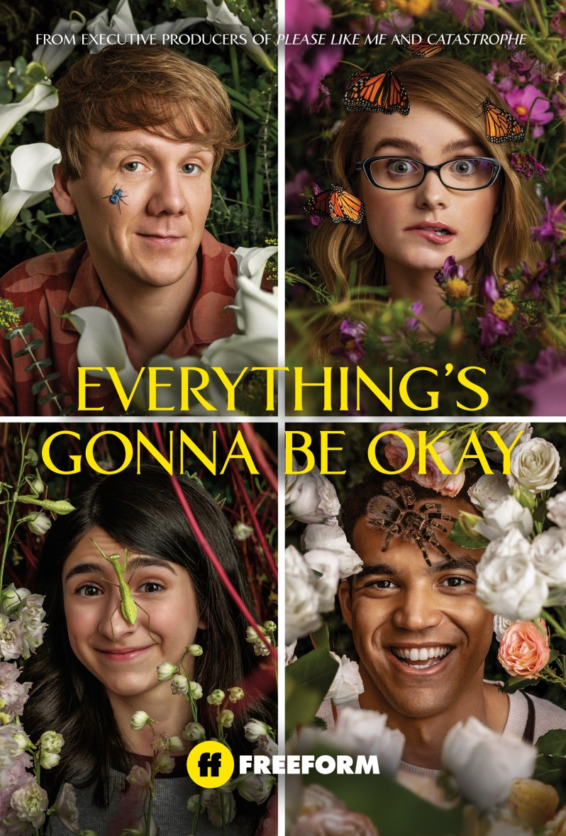 everything's gonna be okay season 2