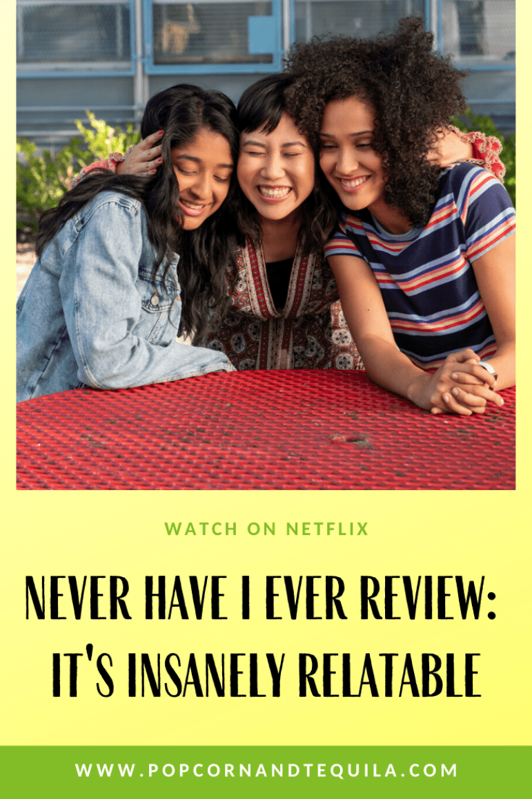 never have I ever review relatable