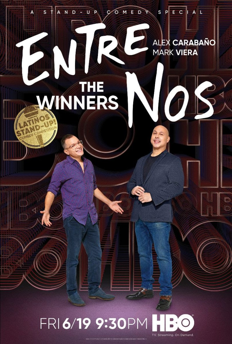 entre nos the winners latino comedians hbo max