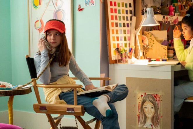 the Babysitters Club Netflix series Kristy