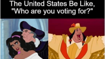 election 2020 memes movie and tv show inspired