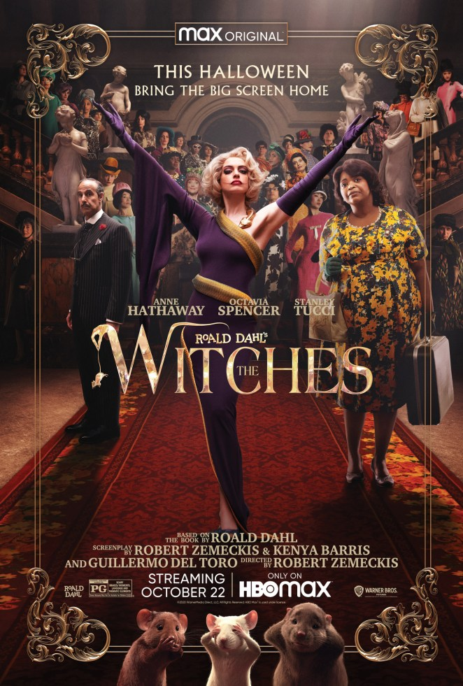 the witches hbo max negative black stereotypes