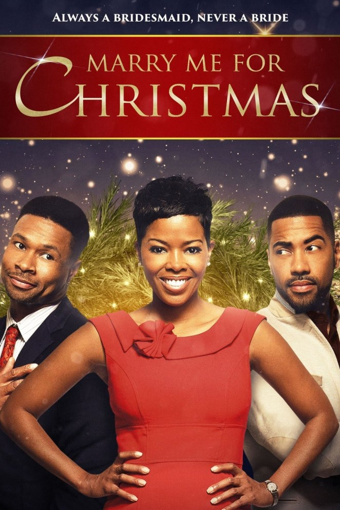 Black Christmas movies currently streaming Marry Me For Christmas