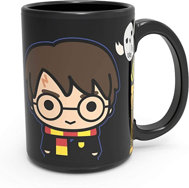 Zak Designs Harry Potter Color Changing Coffee Mug