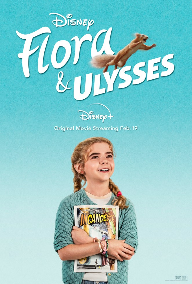 flora and ulysses disney investor day