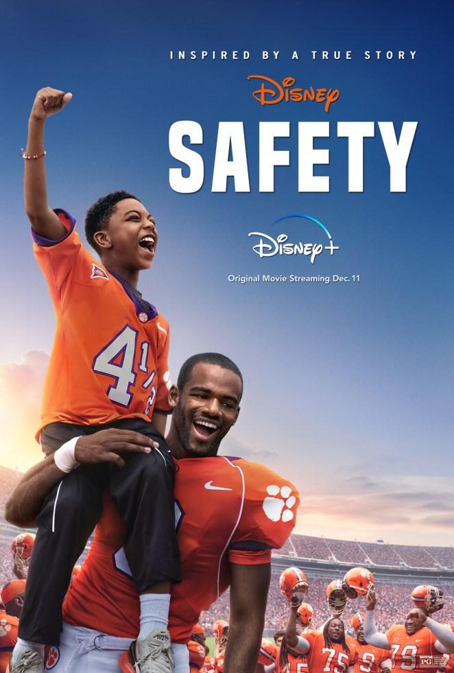 best movies 2020 safety movie disney plus poster