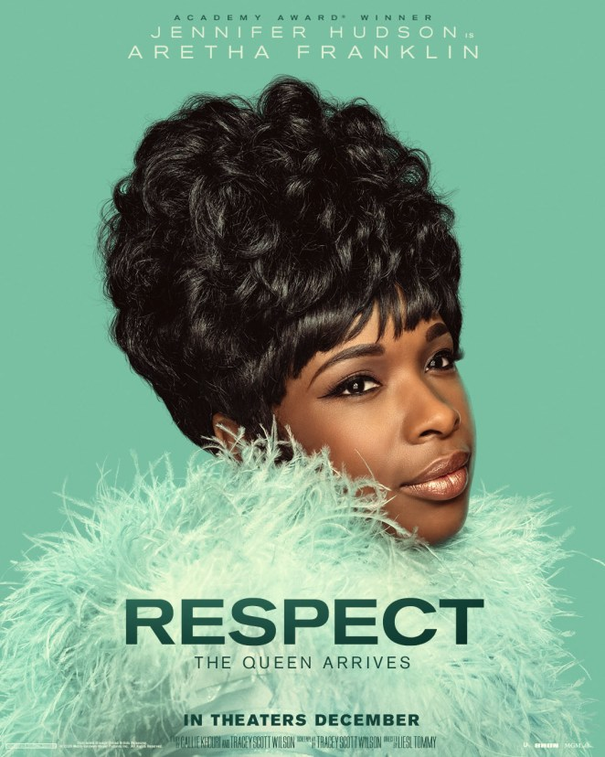 black movies 2021 respect movie poster