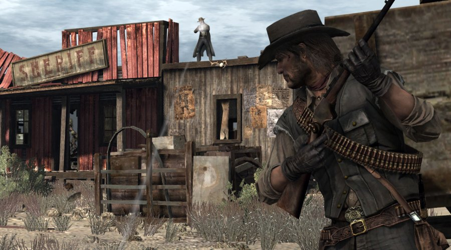 westworwestworld red dead redemptionld