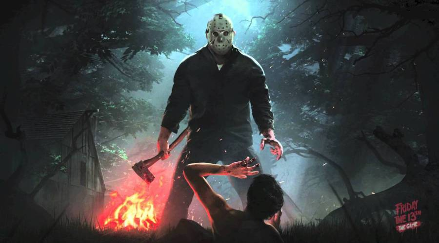 Friday the 13th game-